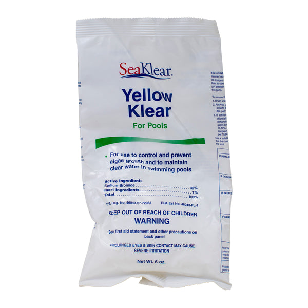 SeaKlear Yellow Klear for Pools (6 oz)