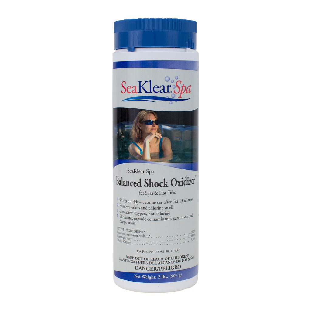 SeaKlear Spa Balanced Shock Oxidizer