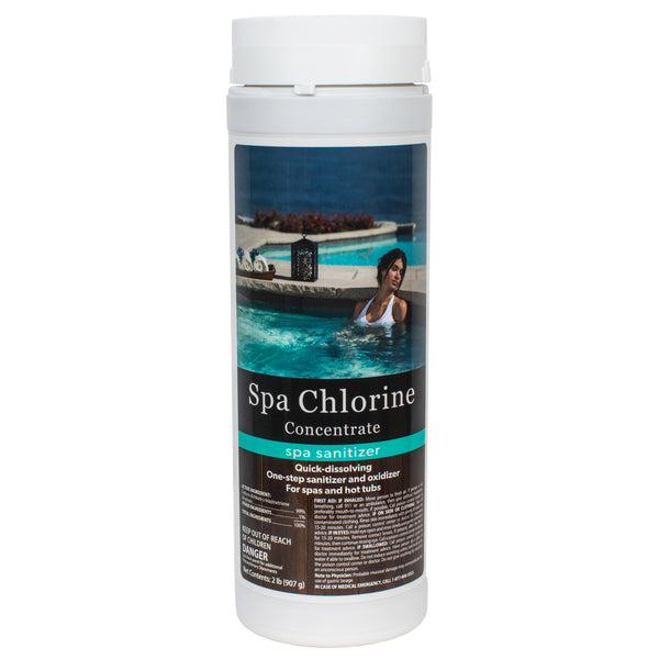 Natural Chemistry Spa Chlorine Concentrate