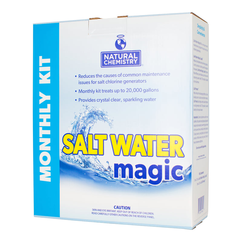 Natural Chemistry Salt Water Magic Kit