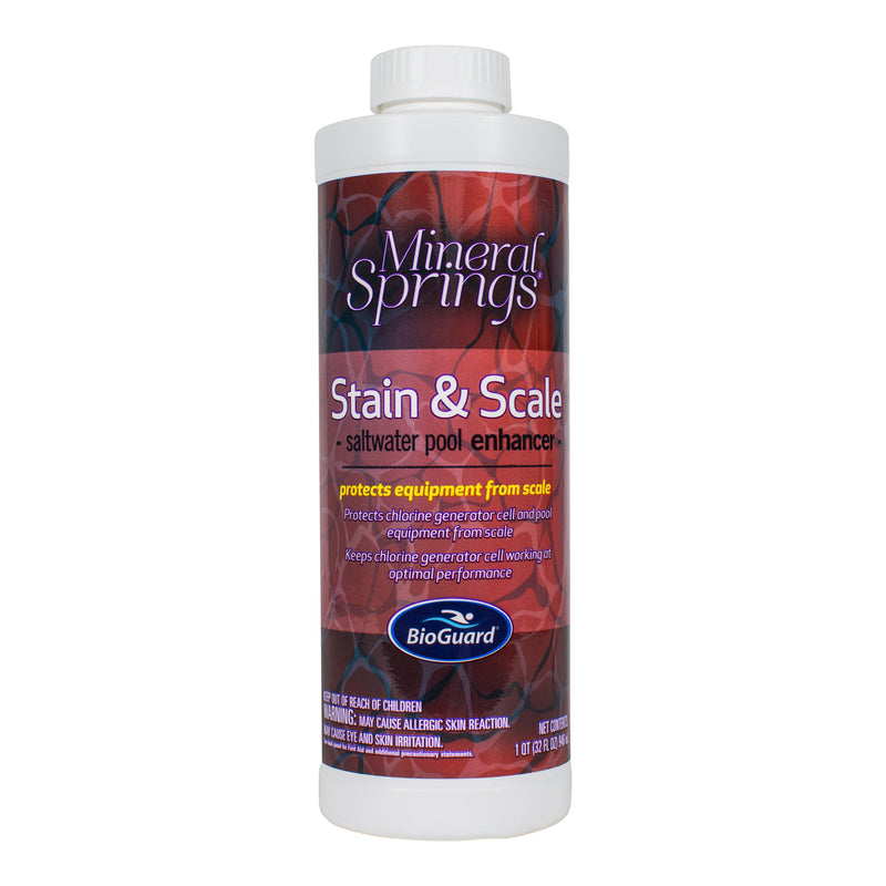 BioGuard Mineral Springs Stain and Scale