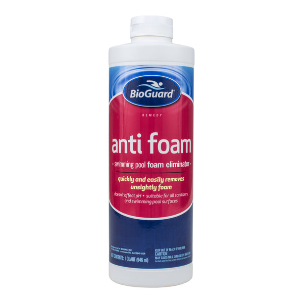 BioGuard Anti Foam (1 qt)