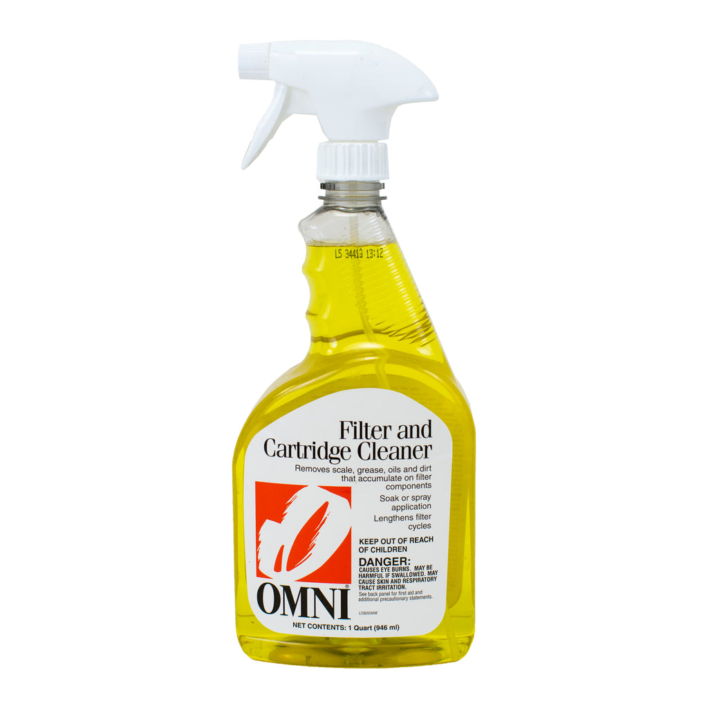Omni Filter and Cartridge Cleaner