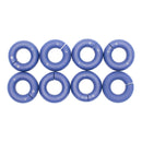 Polaris 39-021 - Sweep Hose Wear Ring, Blue, 8/PK