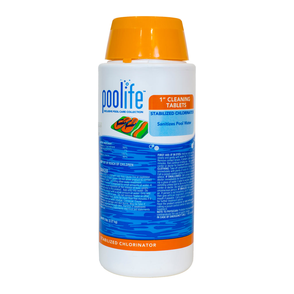 Poolife 1 Inch Cleaning Tablets