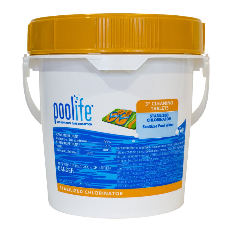Poolife 3 Inch Cleaning Tablets