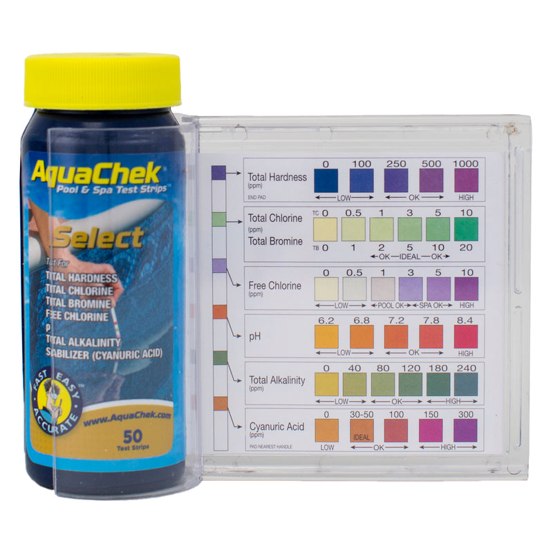 AquaChek Select Test Strips