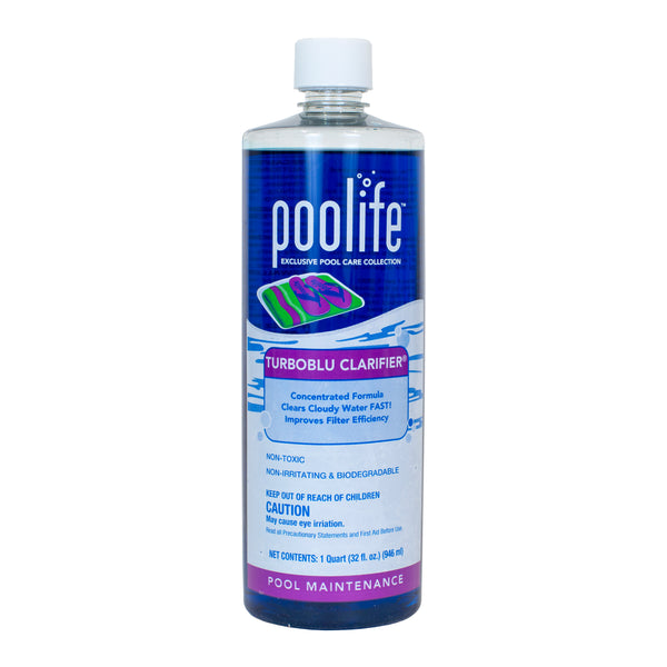 Poolife TurboBlu Clarifier