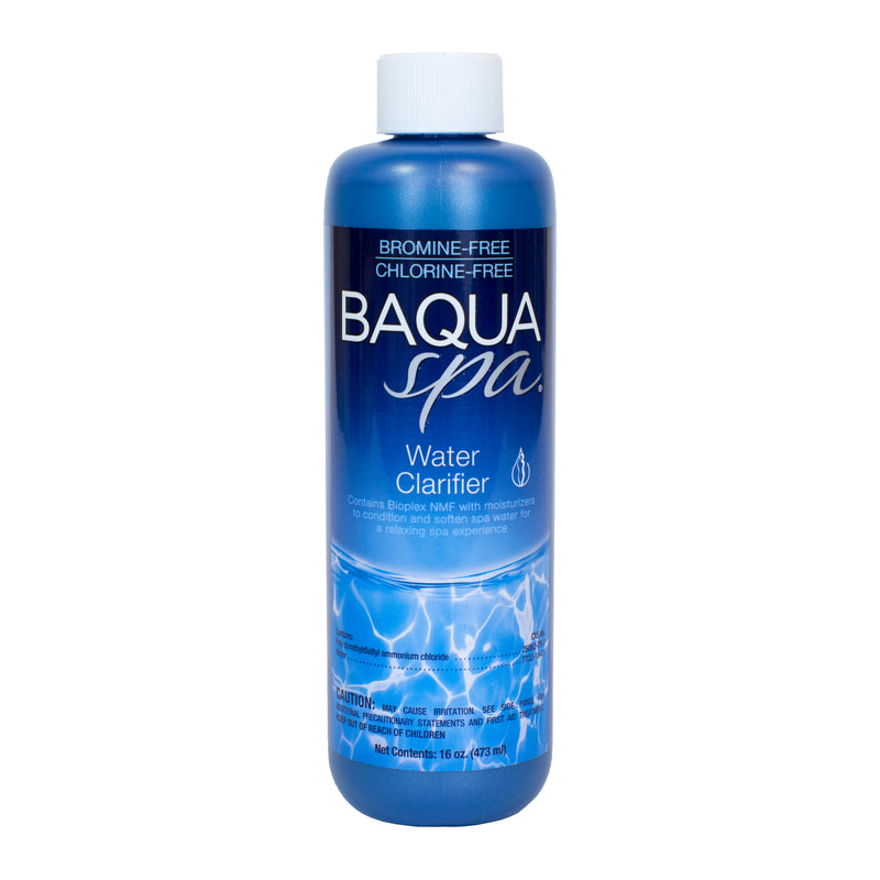 Baqua Spa Water Clarifier