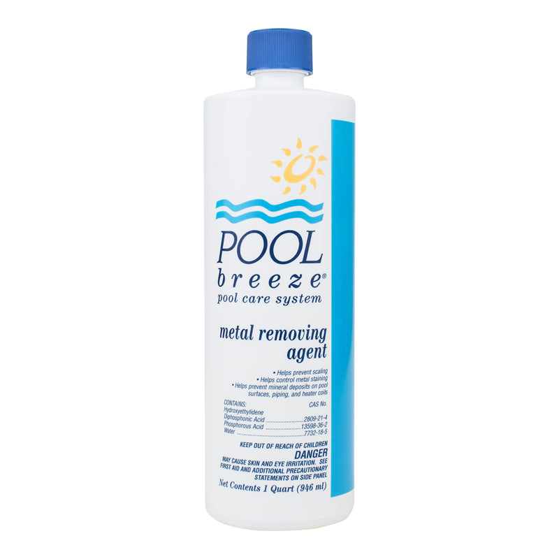 Pool Breeze Metal Removing Agent