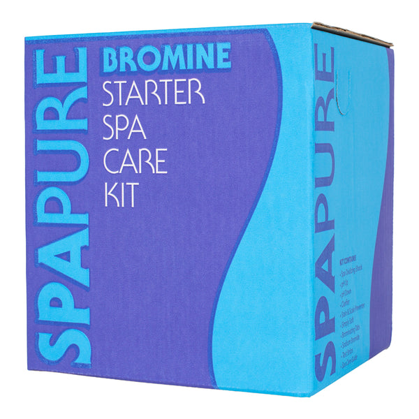 SpaPure Bromine Complete Spa Care Kit
