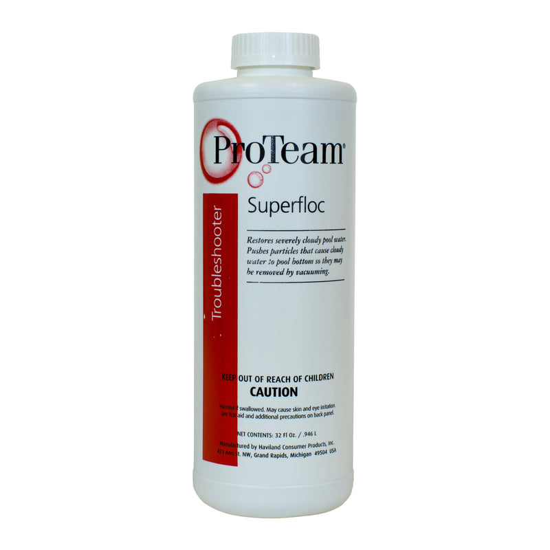 ProTeam Superfloc Clarifier