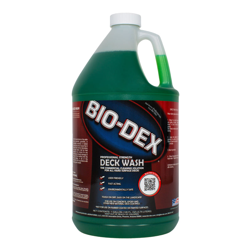 Bio-Dex Deck Wash