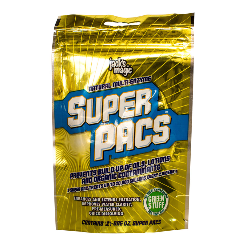 Jack's Magic Super Pacs
