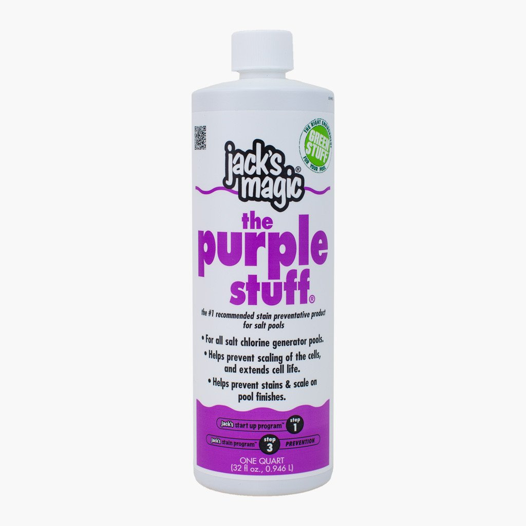 Jack S Magic The Purple Stuff Pool Geek