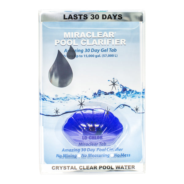 Lo-Chlor Miraclear Pool Clarifier Gel Tab