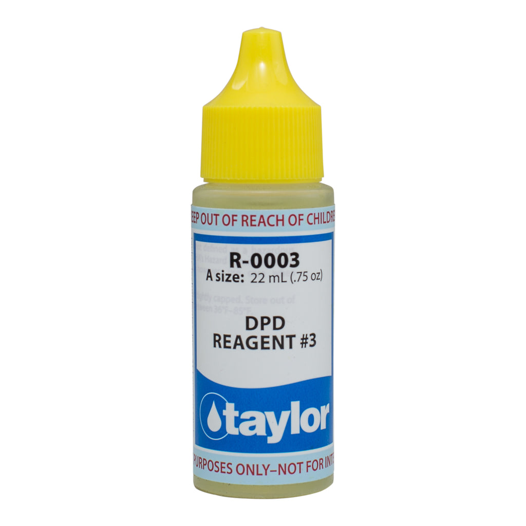 Taylor R-0003 DPD Reagent #3