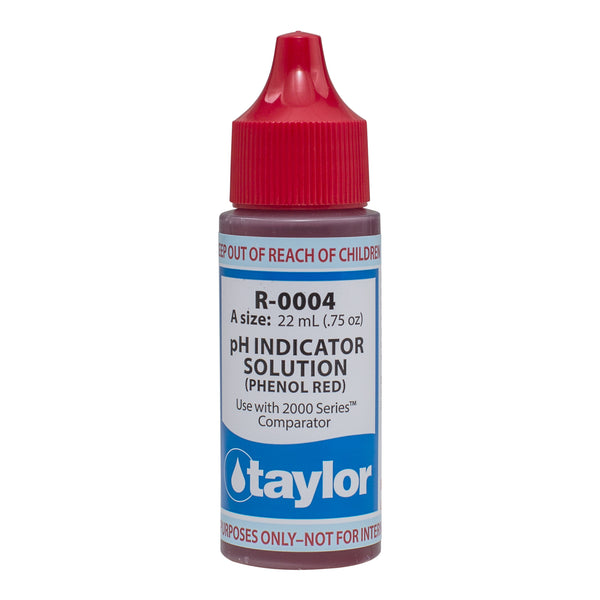 Taylor R-0004 pH Indicator Solution