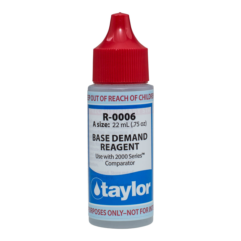 Taylor R-0006 Base Demand Reagent