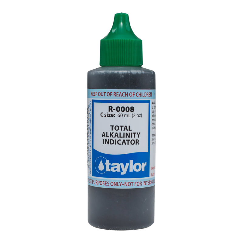 Taylor R-0008 Total Alkalinity Indicator