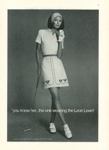 Leon Levin ad from the 70's