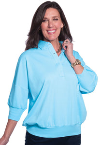One Size Fits All Solid Polo Cancun 22P - Leonlevin