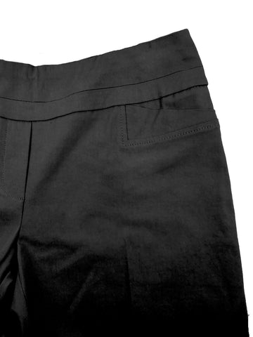 Ladies Ankle Pant | Black 090