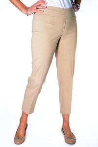 Ladies Ankle Pant | Sand S50