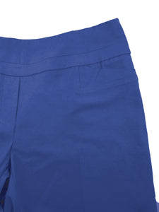 Ladies Ankle Pant | Blue Hawaii S70