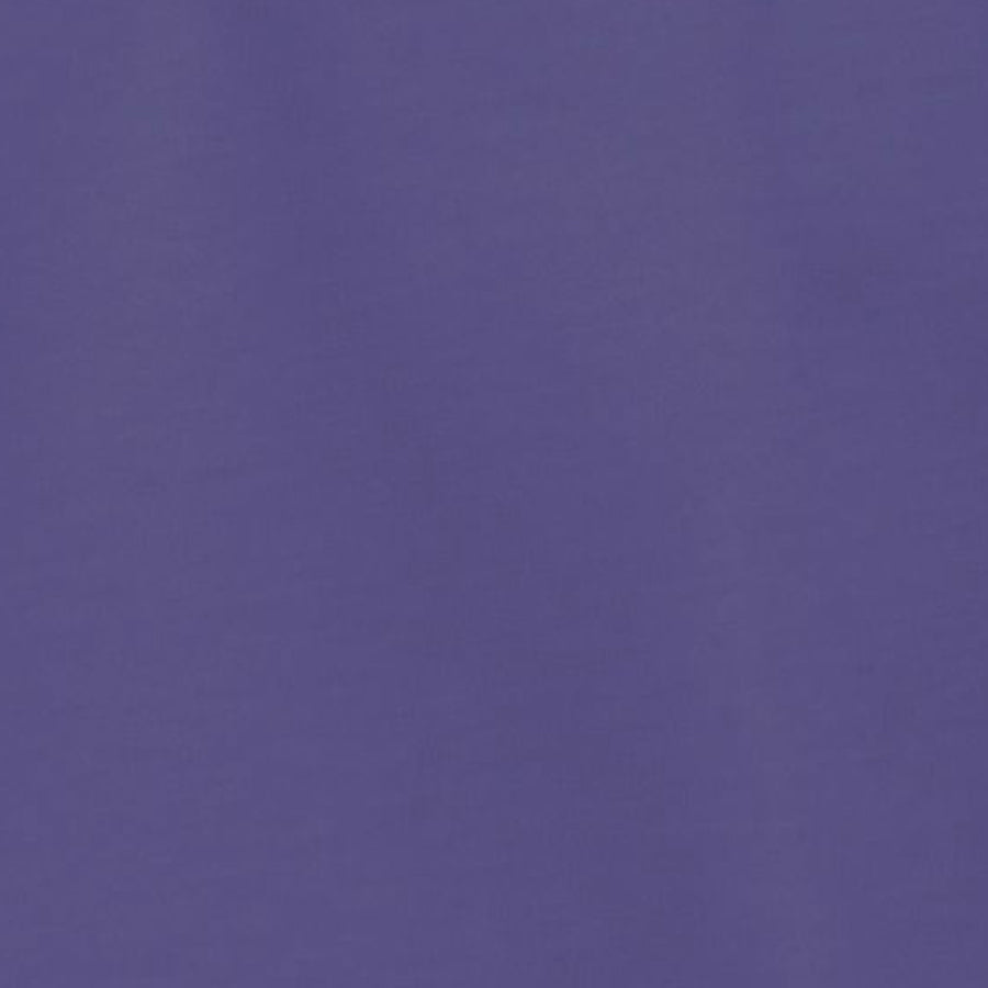 Three Quarter Sleeve Solid Polo | Violet Royale 30H