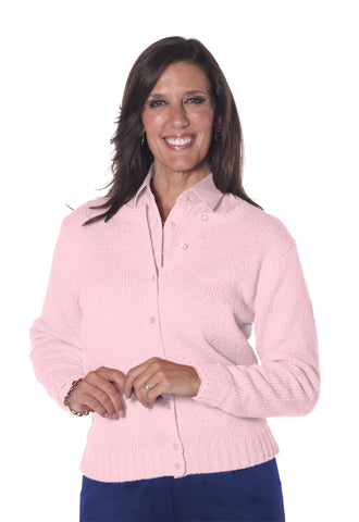 America's Favorite Cardigan</br> Carnation 753