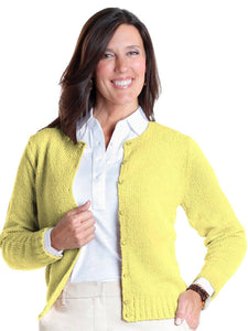 America's Favorite Cardigan</br>Lemonade 509