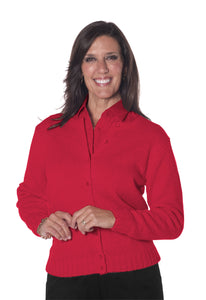 America's Favorite Cardigan</br> Red 040