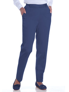 Stretch Twill Flat Front Pants</br>Admiral 480