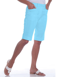 L-Pocket Bermuda Shorts | Atlantis  091 - Leonlevin