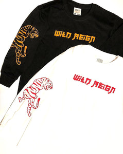 TIGER (LONG SLEEVED TEE)