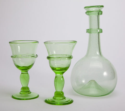 Italian Hand Blown Glass