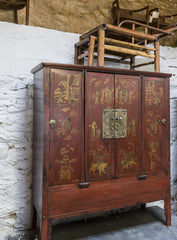 19th Century Chinese Tall Chest - CH-1