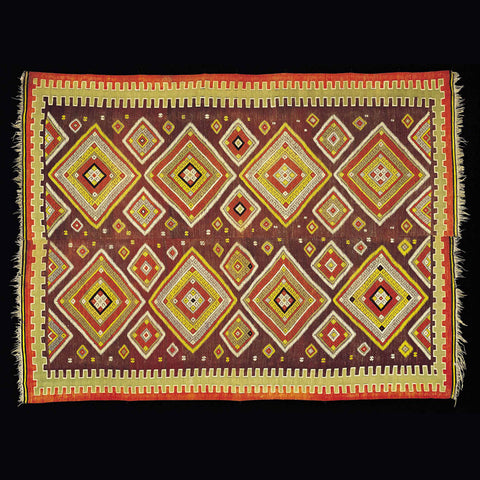 Two-part Helvaci Kilim - IB-C000462