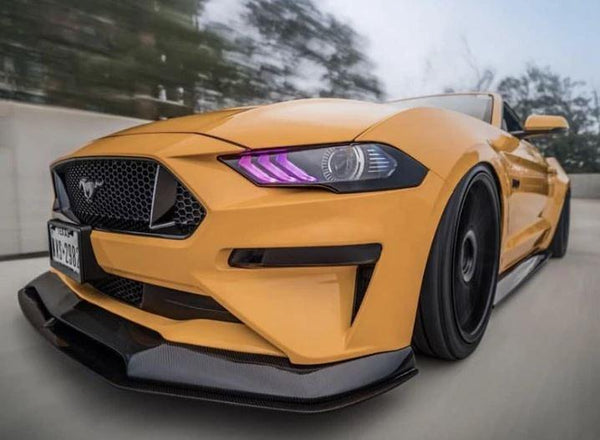 2018-2020 FORD MUSTANG RGBW LED DRL BOARDS | ONEUPLIGHTING - Oneuplighting