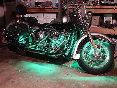 MotorGlow-X | Premium LED Motorcycle Lighting Kit | ONEUPLIGHTING - Oneuplighting