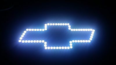 Chevy LED Color Changing Emblem | ONEUPLIGHTING - Oneuplighting