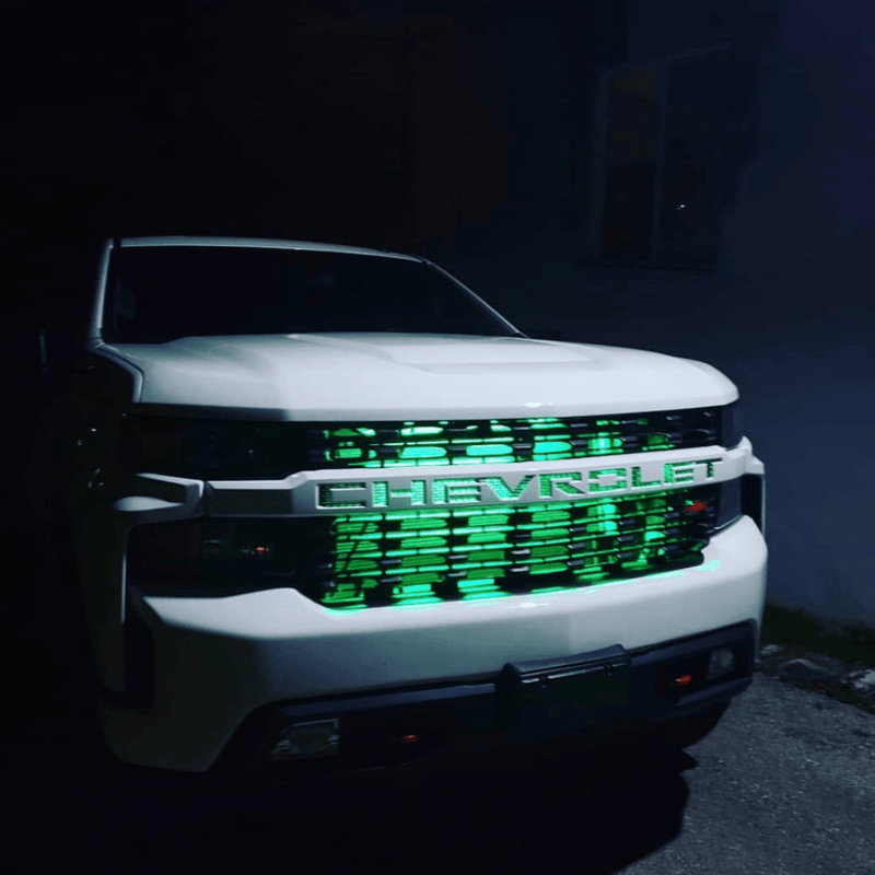 Engine Bay Grill Lights | LED Engine Light | ONEUPLIGHTING - Oneuplighting