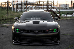 RGBW LED Demon Eyes | Demon Eye Headlights | ONEUPLIGHTING - Oneuplighting