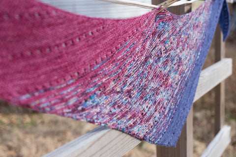 Free Your Fade Shawl Andrea Mowry