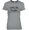 LOVE MY TRIBE -BLACK