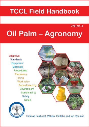 TCCL Oil Palm Handbook - Agronomy