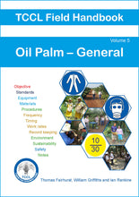 Load image into Gallery viewer, TCCL Oil Palm Handbooks - Box Set plus eBook