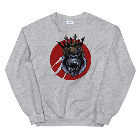 The King: Unisex Sweatshirt