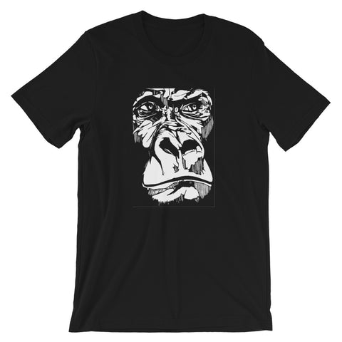 The Ape: Short-Sleeve Unisex T-Shirt